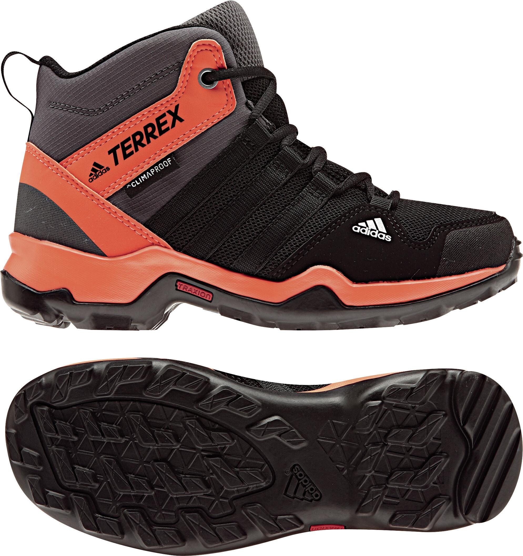 promo code 65ab5 30dc7 adidas TERREX AX2R ClimaProof Scarpe Bambino arancione nero